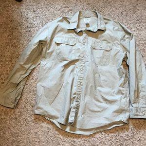 L.L.Bean Button Down Shirt